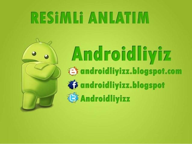 Android Oyunlarını Yükleme [Detaylı Resimli Anlatım]