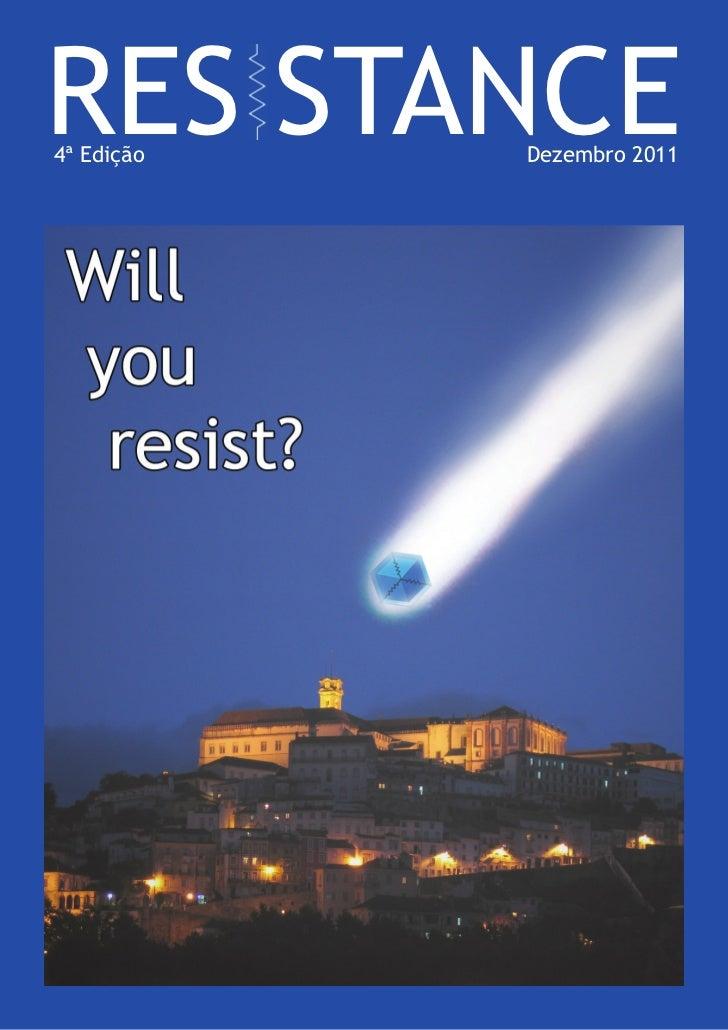 Resistance(4ª edição)
