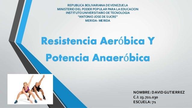 "REPUBLICA BOLIVARIANA DEVENEZUELA MINISTERIO DEL PODER POPULAR PARA LA EDUCACION INSTITUTO UNIVERSITARIO DETECNOLOGIA ""ANT..."