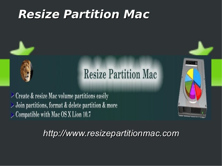 Resize Partition Mac   http://www.resizepartitionmac.com