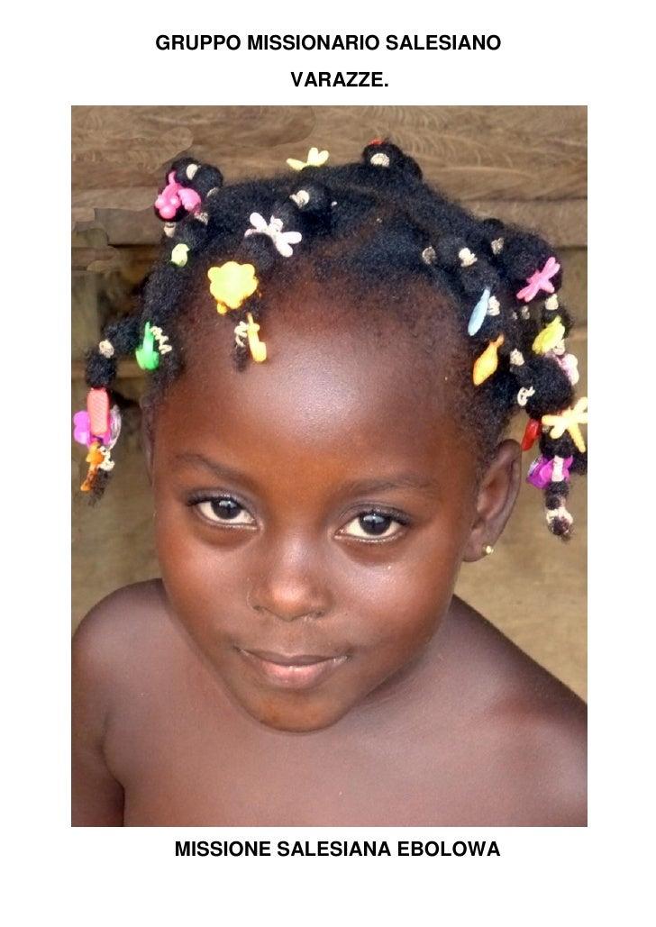 Resoconto missione ebolowa2012