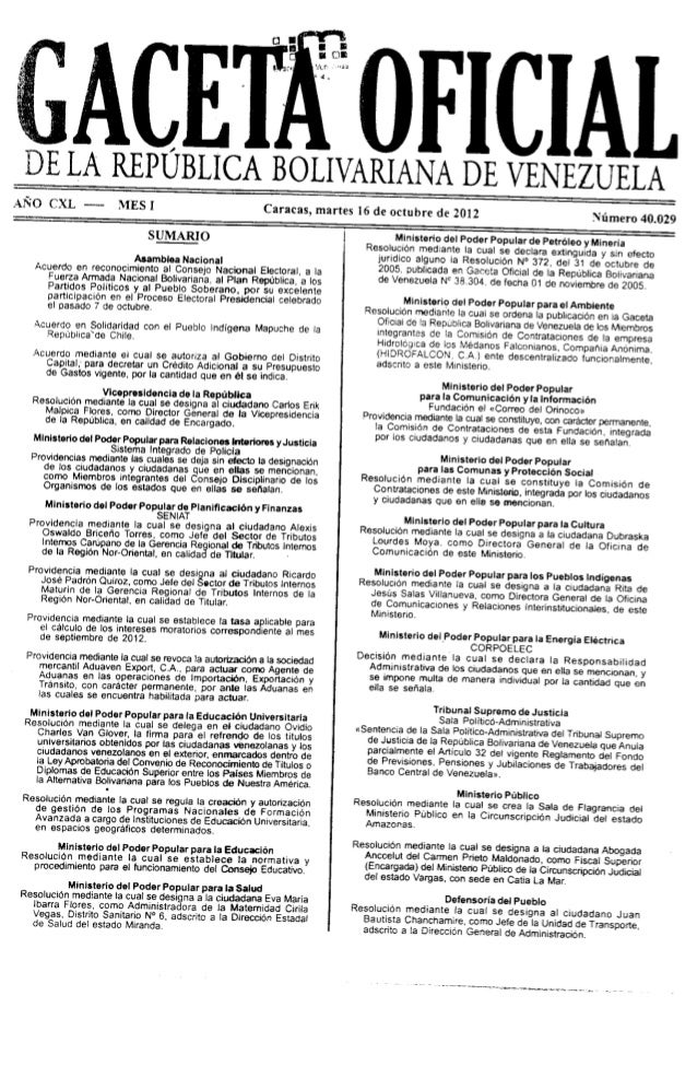Resolucion 058