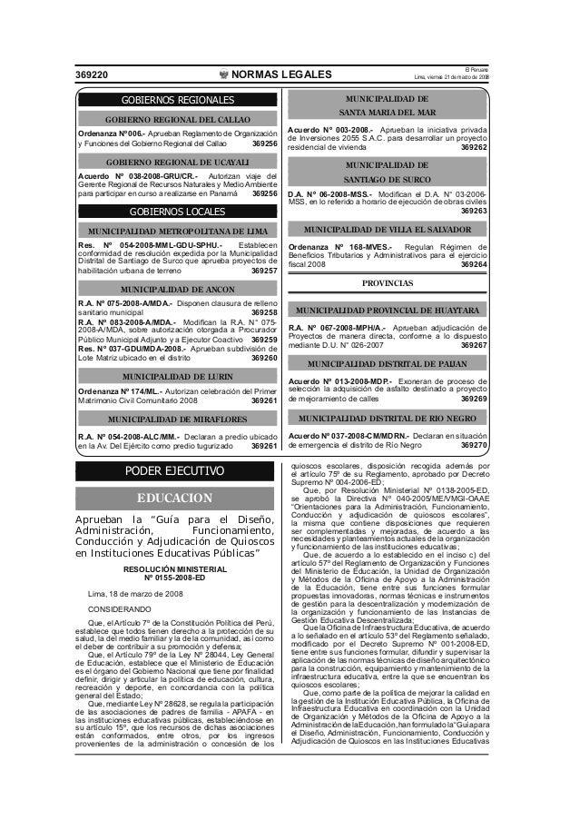 Resolucion ministerial-n-155-2008-ed