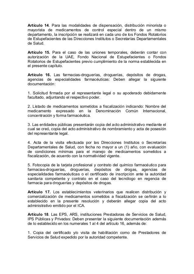 RESOLUCION 1478 DE (Mayo 10)