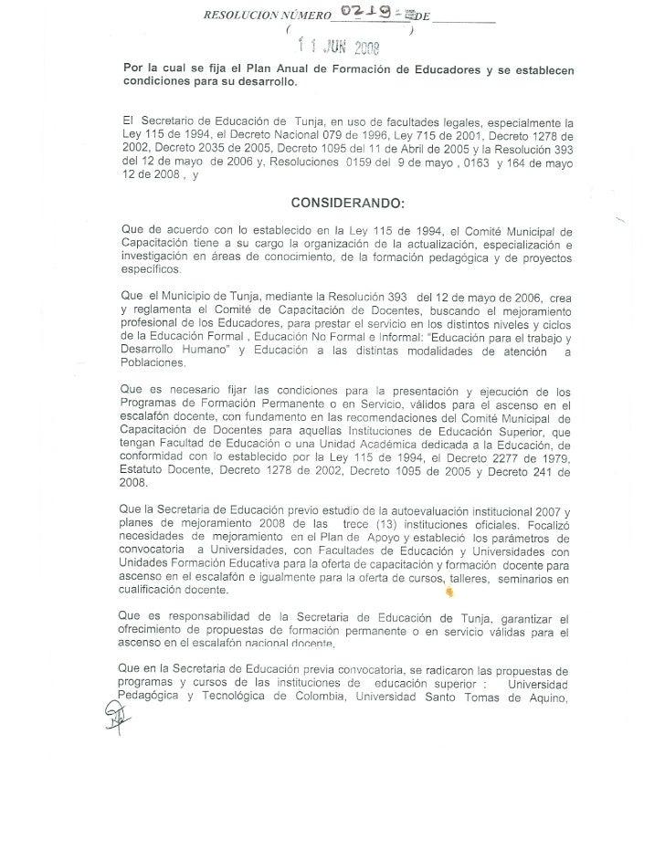 Resolucion 219 2