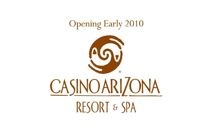 Detailed look at the new Casino Arizona Resort