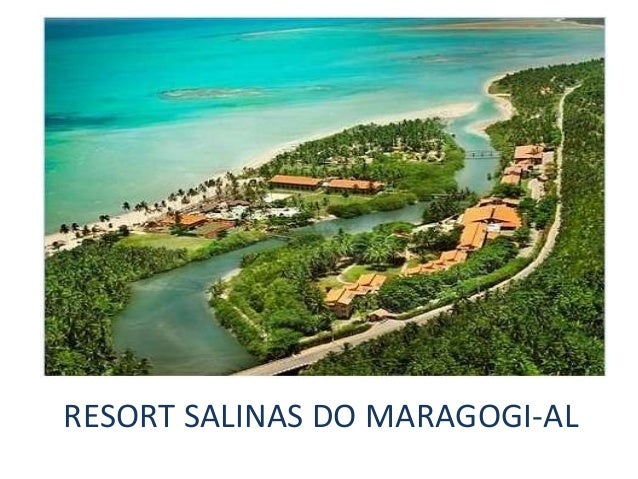 Resort salinas do maragogi