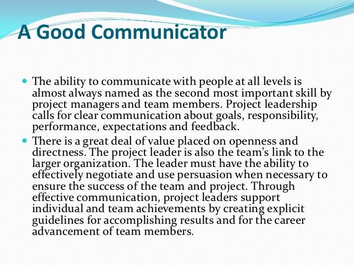 essay on importance of muslim unity Leadership Essay: Characteristics Of A Good Leader