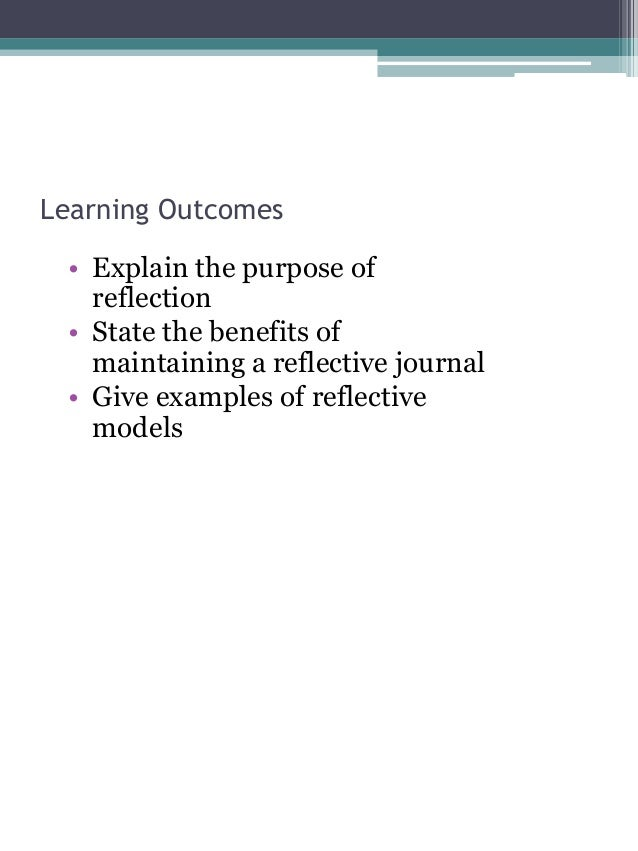 kolb reflective essay model