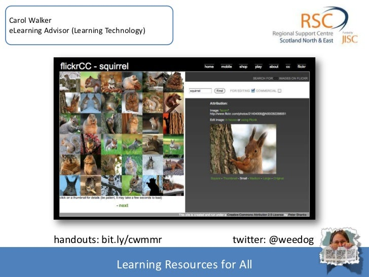 Learning Resources for All