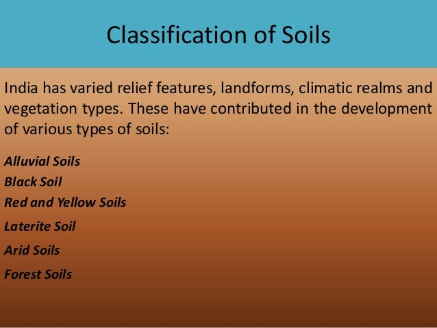 Red and yellow soil characteristics images for What are soil characteristics