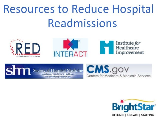 Resources to Reduce Hospital Readmissions