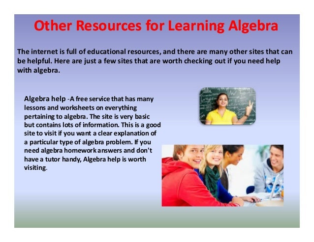 Algebra homework help answers algebra help homework on my sheets i need