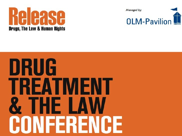 Respect for Release presentation: \'Grassroots strategies to overcome legal barriers to drug user activism\'