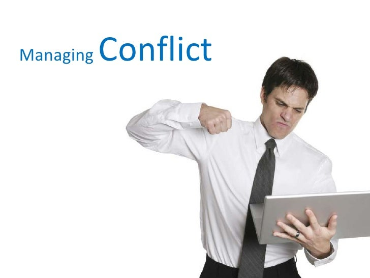 ManagingConflict<br />