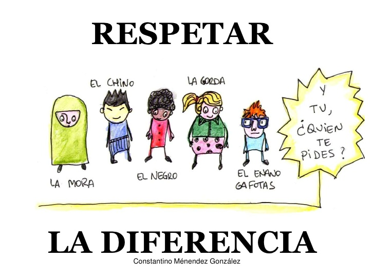 Respetar la Diferencia