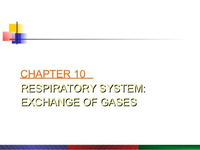 PowerPoint® Lecture Slide Presentation by Robert J. Sullivan, Marist College               Human BiologyCHAPTER 10RESPIRAT...