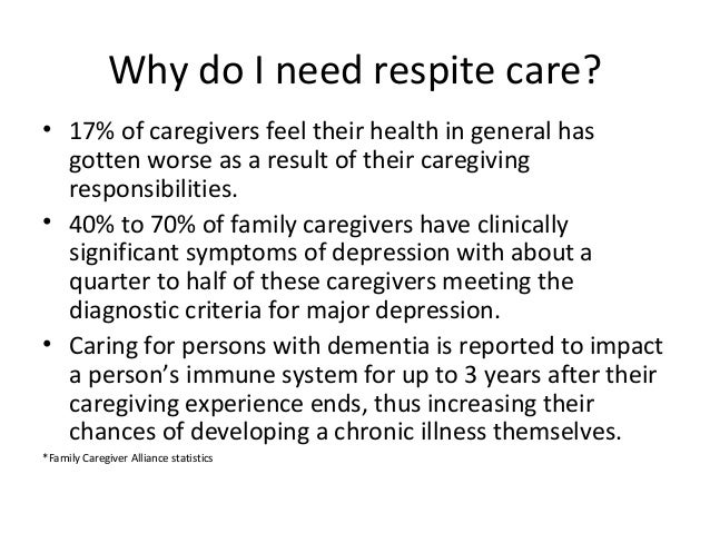 caregiver burnout Caregivers care for someone with an illness, injury, or disability caregiving can be rewarding, but it can also be challenging stress from caregiving is common women especially are at risk for the harmful health effects of caregiver stress these health problems may include depression or anxiety.