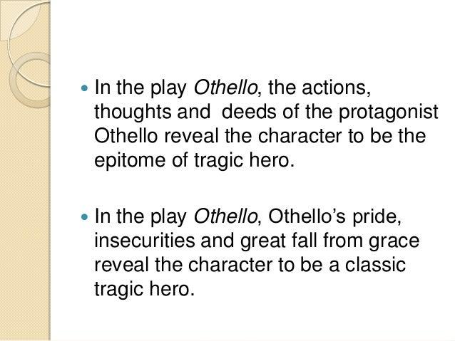Othello research topics