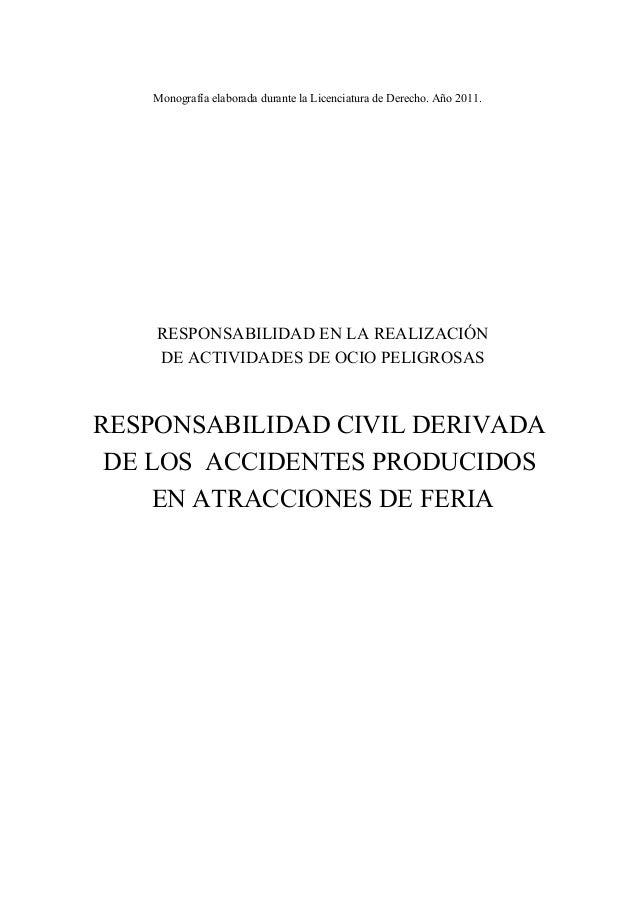 demanda civil culpa extracontractual: