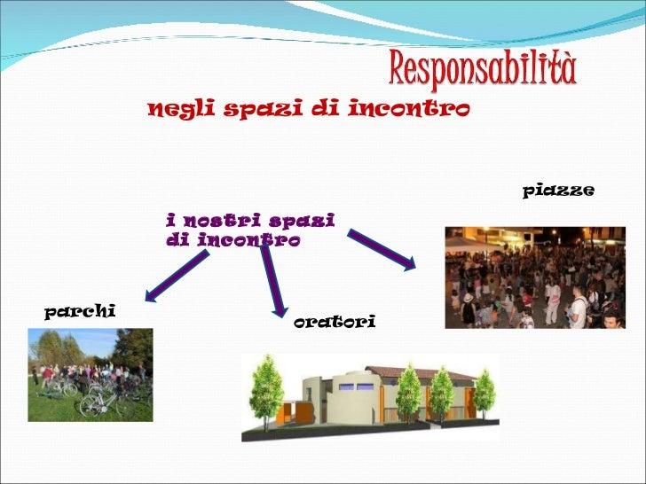 Responsabilità nelle 3 commissioni CdR