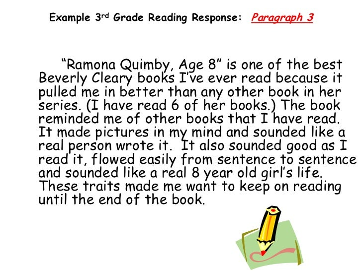 Response to literature essay 4 paragraphs