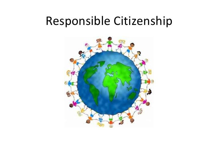 Do You Know All the Responsibilities You Have as a Citizen?
