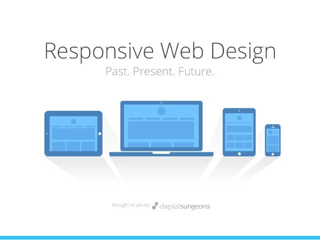 The Past, Present and Future of Responsive Web Design