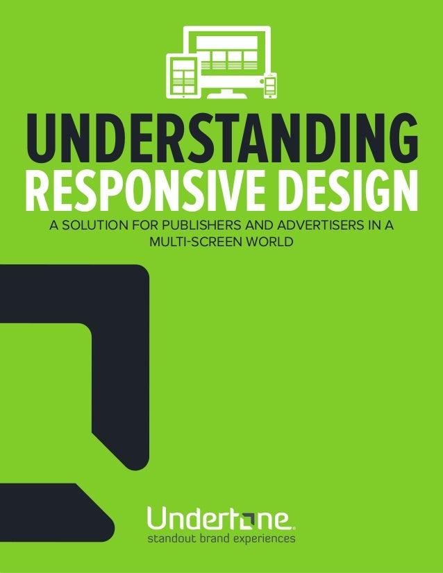 Whitepaper: Understanding Responsive Design