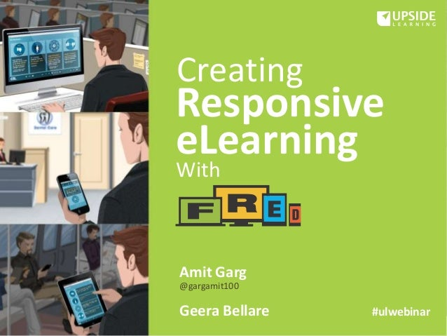 Creating Responsive eLearning With FRED
