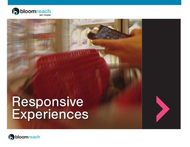 01 Responsive Experiences