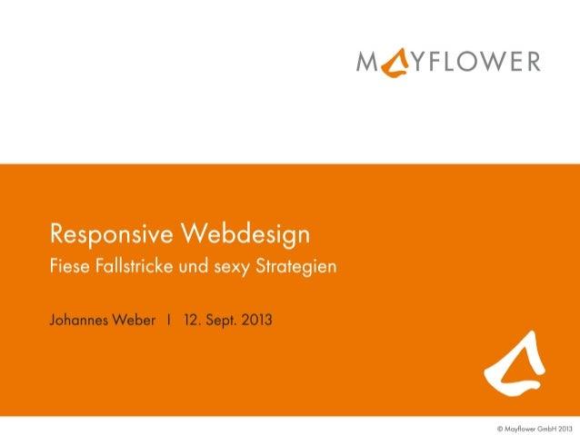 Mayflower GmbH I 2 Johannes Weber I Jahrgang 1986 I Developer bei Mayflower I Seit 2003: Onlinemedien I M.Sc – Digitale Me...