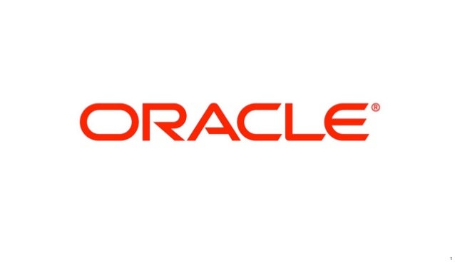Copyright © 2012, Oracle and/or its affiliates. All rights reserved.   Insert Information Protection Policy Classification...