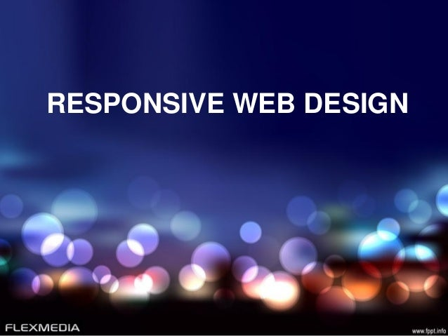 WWTH 11.0: Responsive Web Design by Komjak, Co-Founder Flexmedia