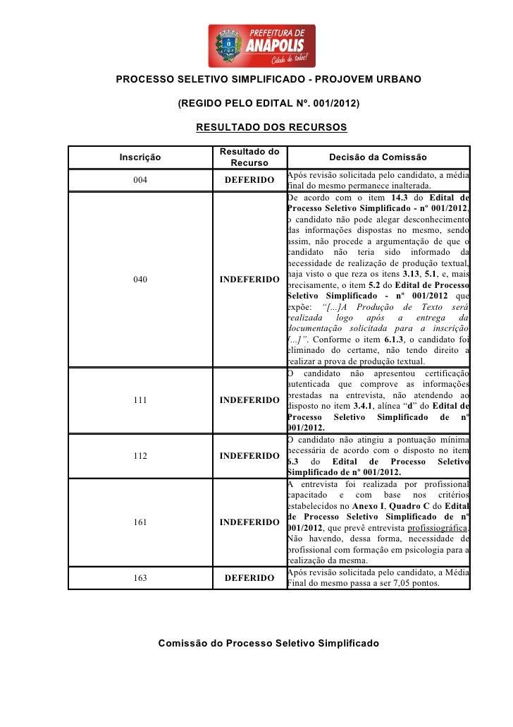 Resposta aos recursos 2012 (1)