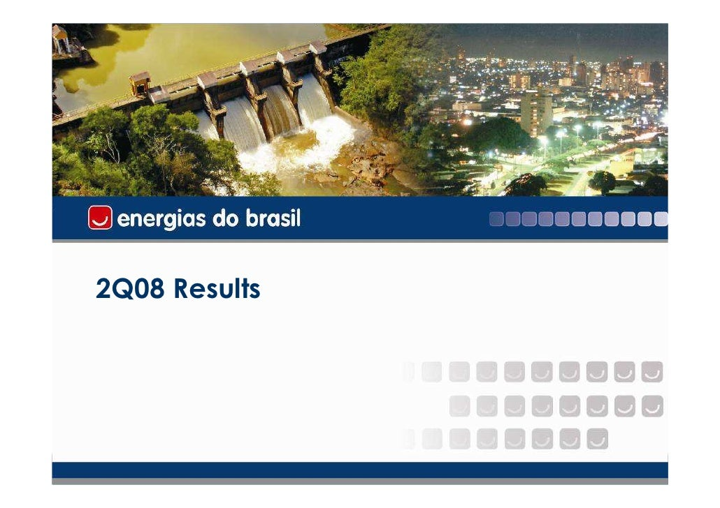 2Q08 Results