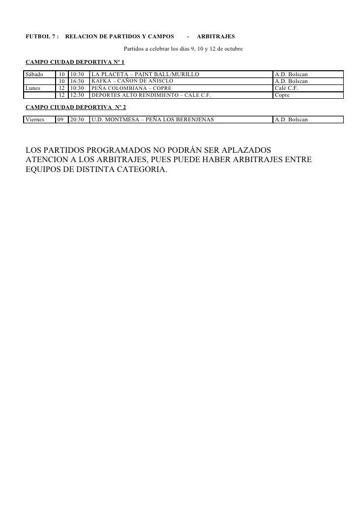 Resultados, Clasificaciones Y ProgramacióN (4)