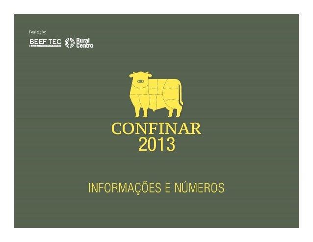Confinar 2013 - resultados
