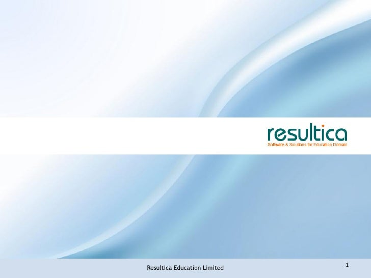Resultica Education Limited