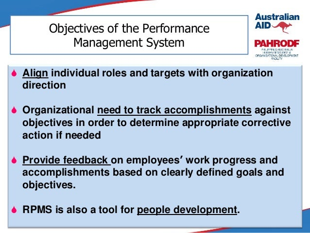 performance management pdf thesis
