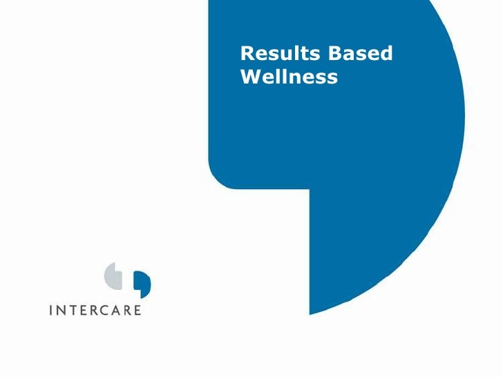 Results BasedWellness