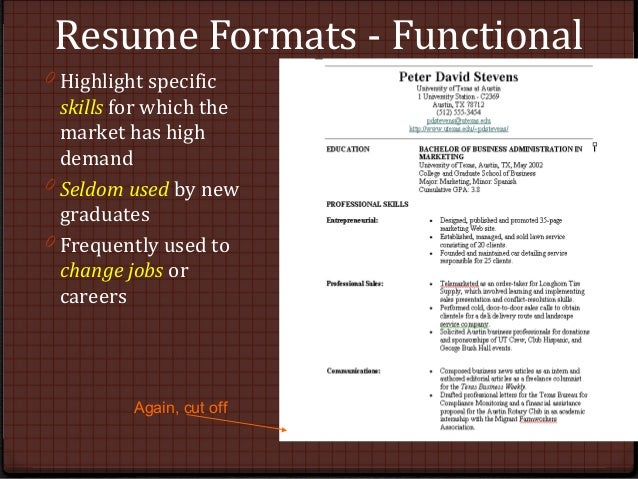 which format do most employers prefer for resumes 28 images