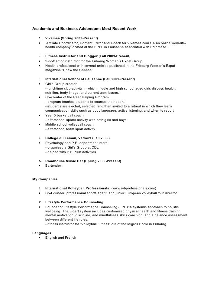 Sample College Basketball Coach Resume. basketball coach resume ...