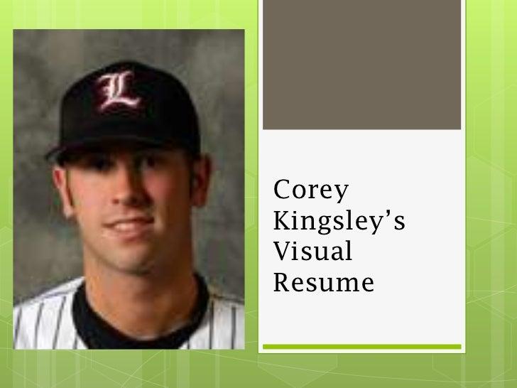 CoreyKingsley'sVisualResume