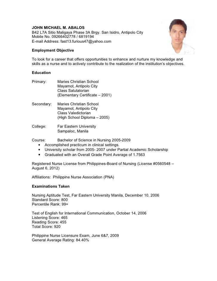 Purdue OWL ESL Teacher Resources Purdue Online Writing resume