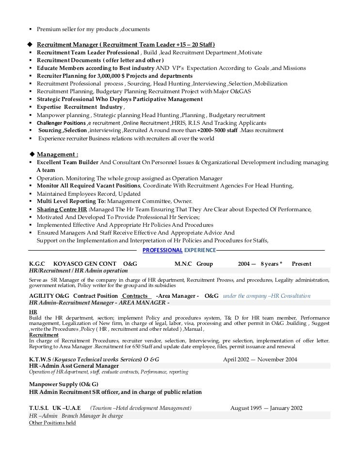 resume objective technical recruiter resume corporate recruiter resume