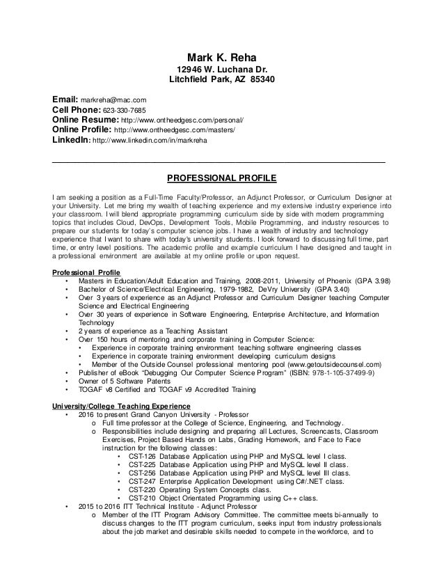 silitmdnsfree examples resume and paper my professional resume