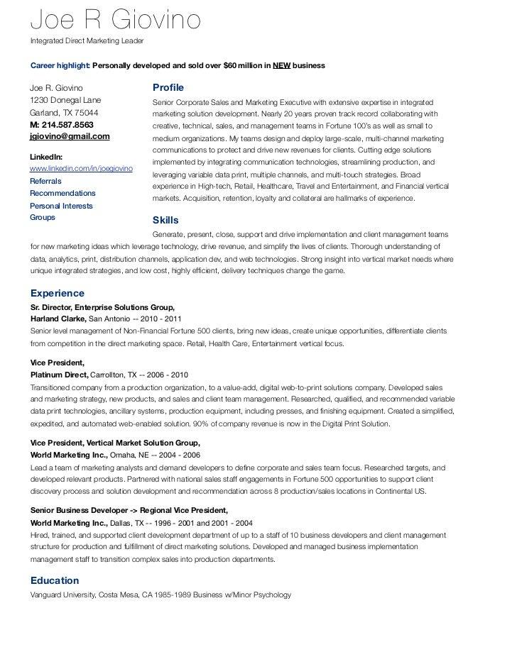 Attorney Resume Writing Service