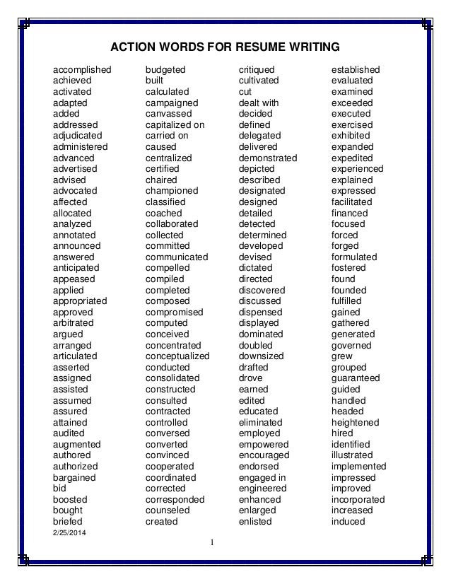 Descriptive Words For Resume describing words for resume resume on word visually appealing happytom co describing words for resume resume on word visually appealing happytom co List Of Action Verbs For Resume Resume And Cover Letters Resume Action Verbs List Printable Chart From Image Version Resume Resume Action Verbs