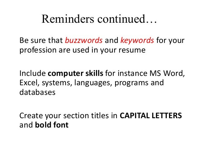 Cover letter buzzwords to avoid | Term paper Writing Service ...